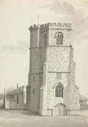 Abbotsbury Church f.77